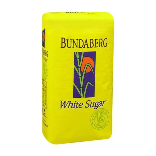 Bundaberg Granulated Sugar 2kg