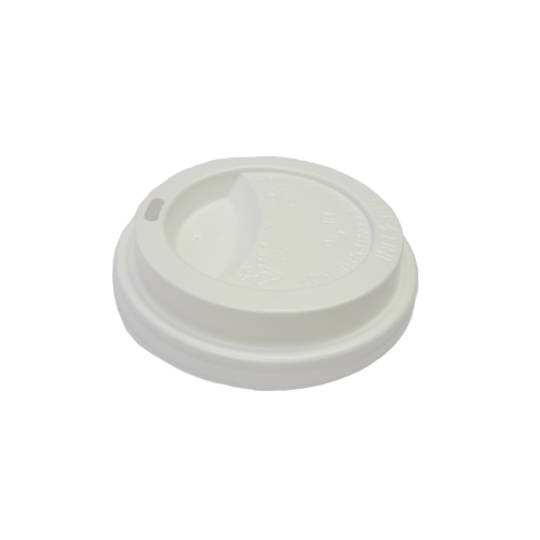 EYC & Esp G White 12/16oz Travel Lids x 1000