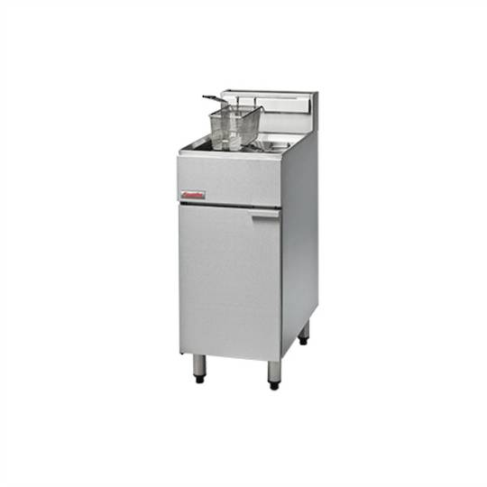 Fast Fri 400mm Fryer Single Pan FF18