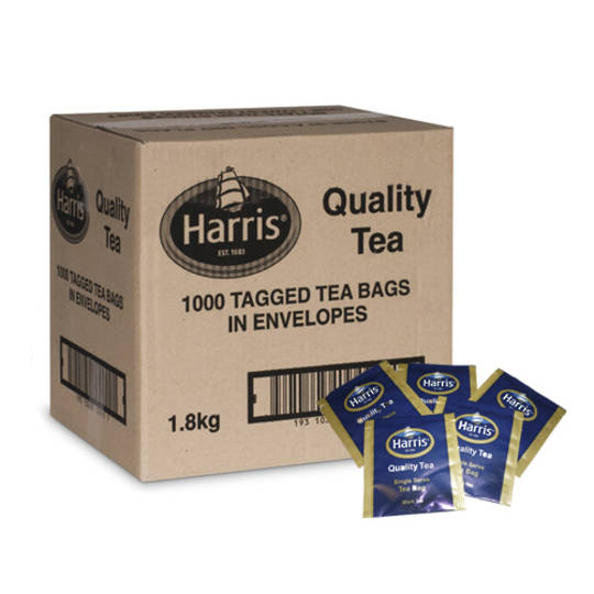 Harris Premium Tea Envelopes x 1000