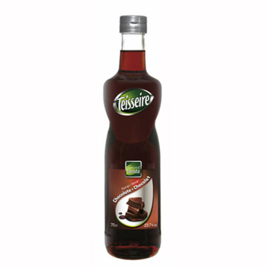 Teissiere Chocolate Coffee Syrup 700ml