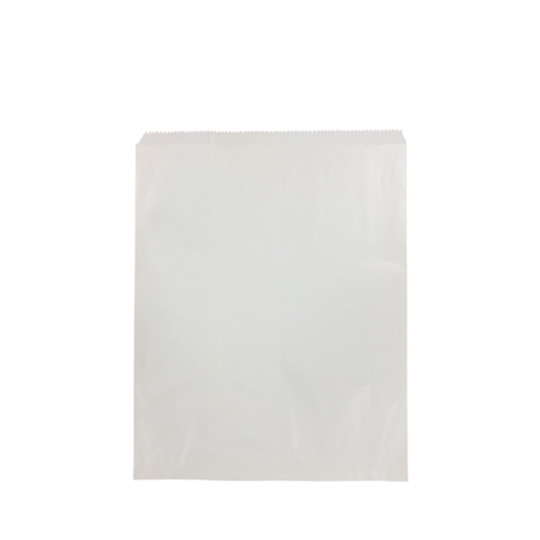 ¼ Long White Paper Bag x 1000