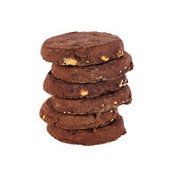 BBCC Triple Chocolate Fudge Café Cookies