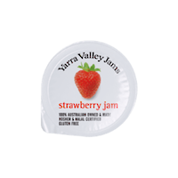 Yarra Valley Strawberry Jam 16gm x 45